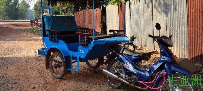 嘟嘟車tuktuk