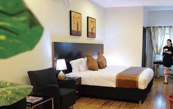 帝汶广场公寓酒店