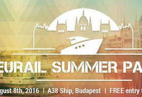 2016年Eurail通票,可免费