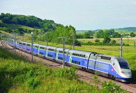 rail europe TGV 法国高速列车一等车厢最高优惠60%