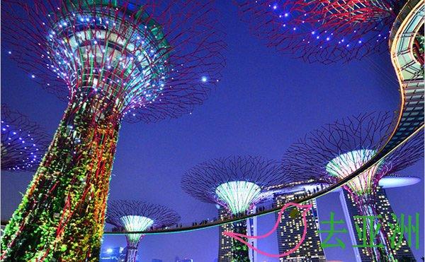 新加坡滨海湾花园Garde