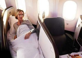 维珍航空 上海伦敦直飞往返人民币1,760元起,享