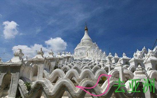 到了缅甸,身临佛塔,才能感到真正的佛塔之国
