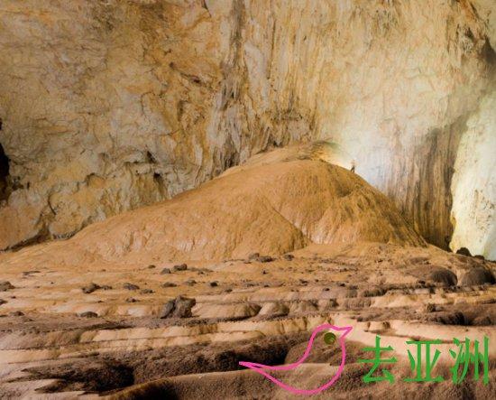 越南山洞窟被评为全球最