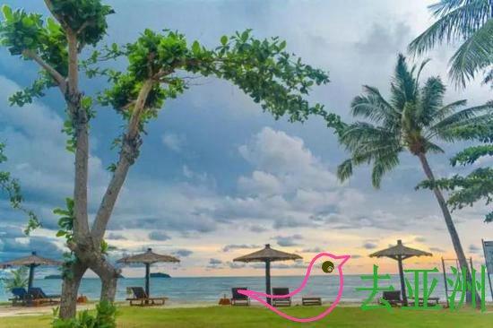 孔抛沙滩Klong Prao Beach