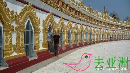 实皆将开发6个景区:实皆市(Sagaing)、蒙育瓦(Monywa)、瑞冒(Shwebo)、杰沙(Katha)