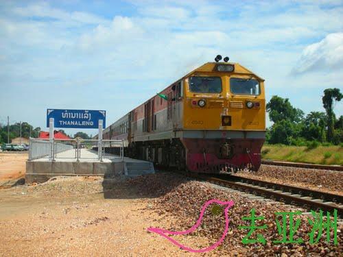 老挝拟兴建6条铁路,讨