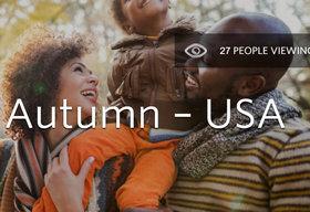 千禧酒店 美国秋季旅游