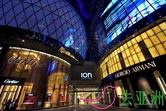 新加坡特色店铺推荐,新