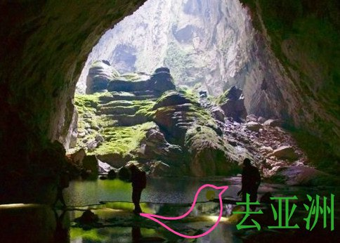 山洞洞穴开通穿越山洞洞