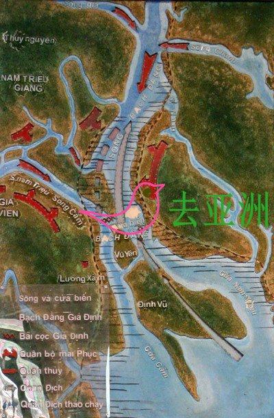 白藤江遗迹位区于白藤江