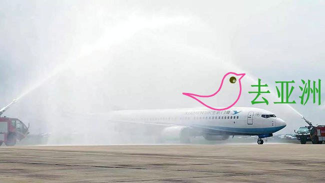15家航空公司開通柬埔寨-中國直飛航班,3家本地和12家中國航空公司
