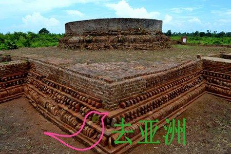 勃固省将开发文化遗产: