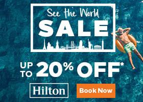 Hilton希尔顿美国、加拿大