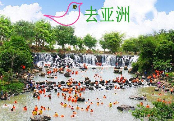 江田瀑布生态旅遊区