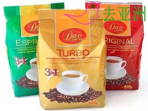 老挝Dao牌咖啡(DAO Heuang)