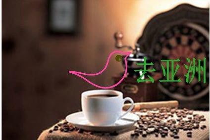 老挝万象咖啡