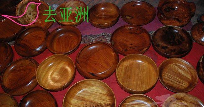 琅勃拉邦木制品