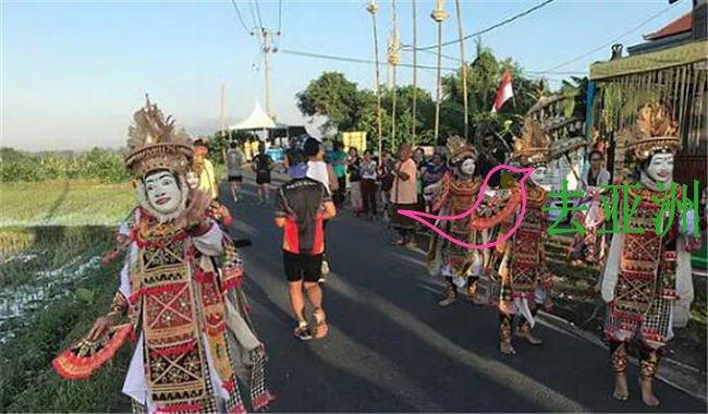 巴厘岛马拉松