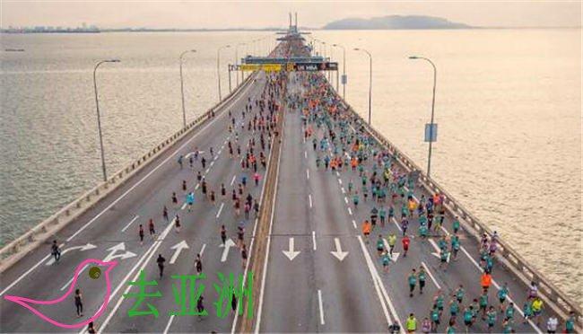 槟城大桥马拉松