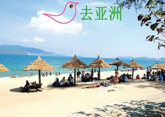 姑苏岛的沙滩都很美丽
