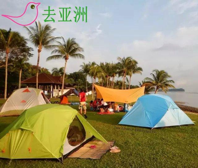 新加坡露營+燒烤全攻略