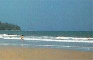 Meragang海滩