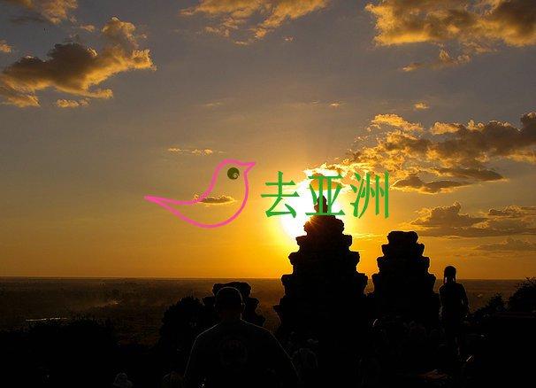 """巴肯山日落被称为""""世界上最美的日落"""""""