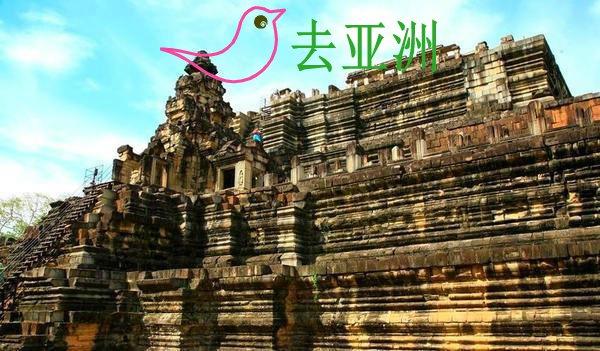 通王城    Angkor Thom