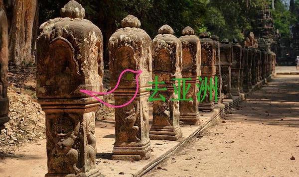 圣剑寺    Preah Khan