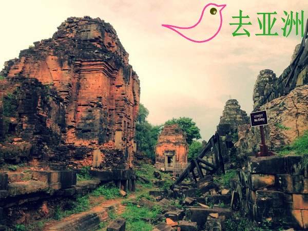 巴肯山    Phnom Bakheng
