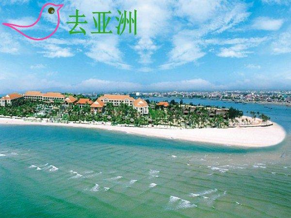 广平省在12处旅游景点提