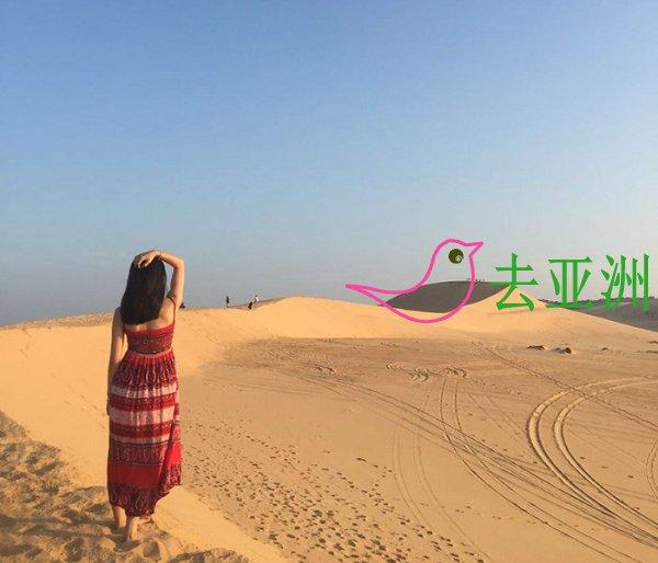 美奈美得原汁原味:红白沙丘、仙女溪、渔村等等,处处皆可成画