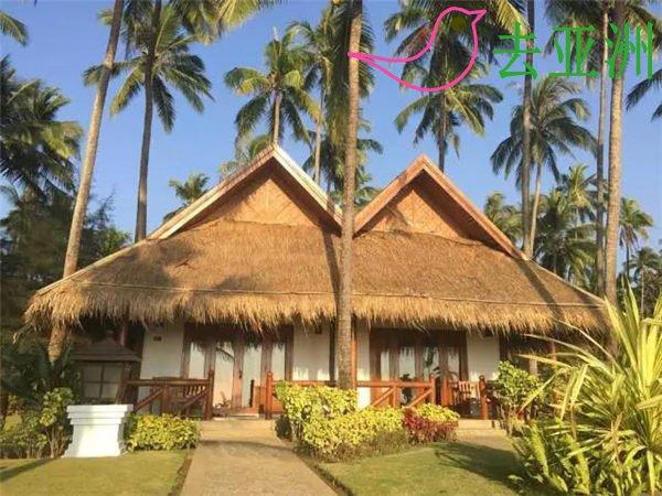最豪华奢侈的酒店——MYANMAR IREASURE RESORT