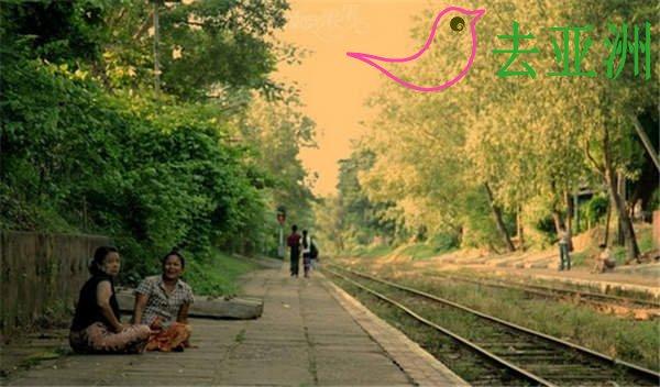 火车游缅甸,体验大不同
