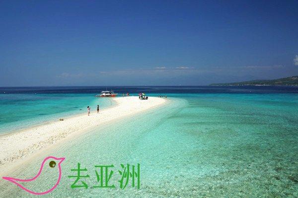 苏米龙岛 Sumilon Island