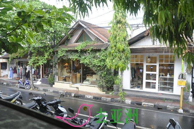 摩托骑行巴厘岛,巴厘岛中部南部自由行,沿途