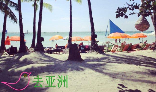 长滩岛春游旅游攻略,长