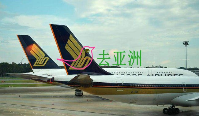 新加坡航空即将提供直飞
