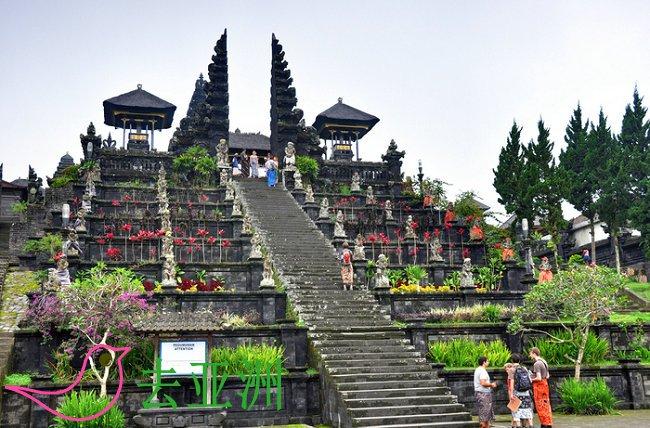 百沙基母庙