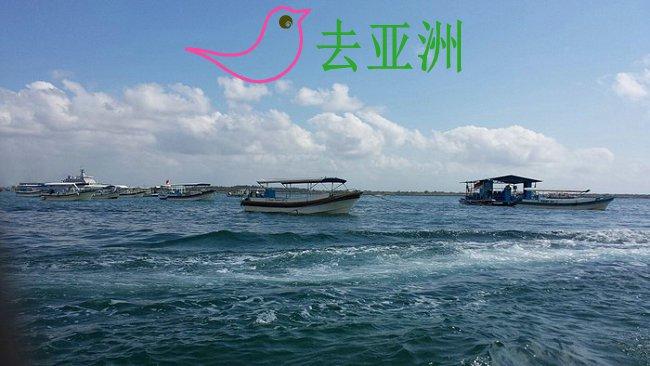 蓝色的梦,巴厘岛,当然大海才是这里的主角