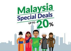 康帕斯酒店马来西亚专场