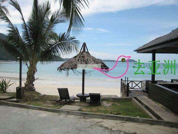 马来西亚8日游,停泊岛