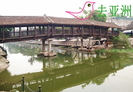 越南5大最美廊桥:会安