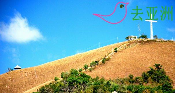 十字架山 Mt Tapyas