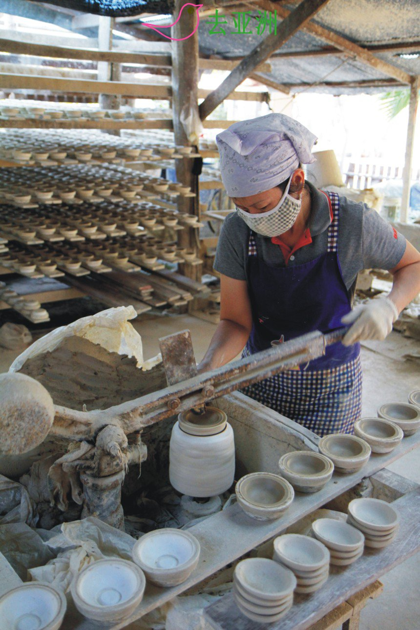 Dhanabadee Ceramic 工厂