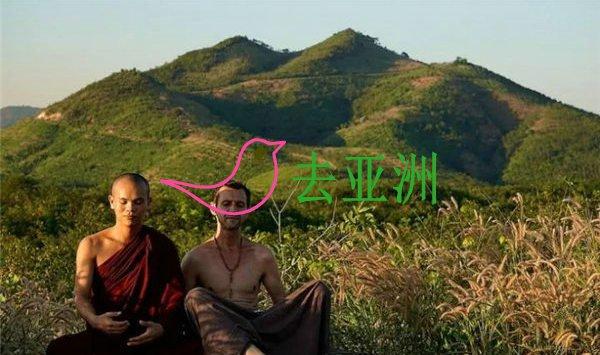 缅甸著名的禅修胜地汇总