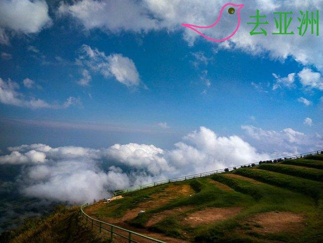 碧差汶府—Thap Boek山(ภูทับเบิก)