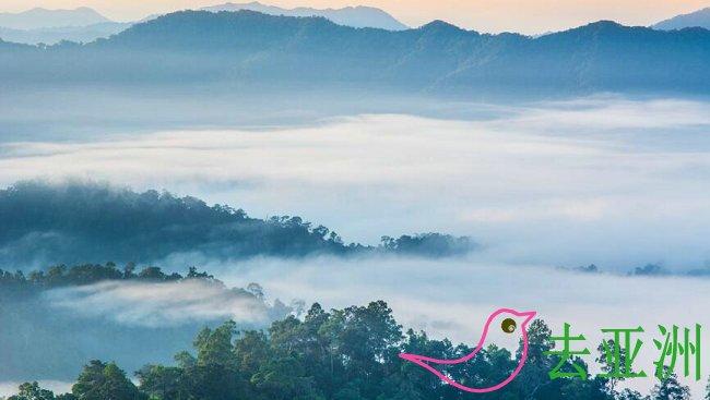 佛丕府—Phanoen Thung山(เขาพะเนินทุ่ง)