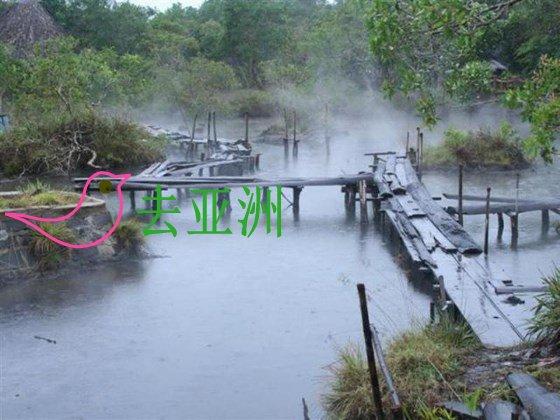 越南知名温泉之:海防仙